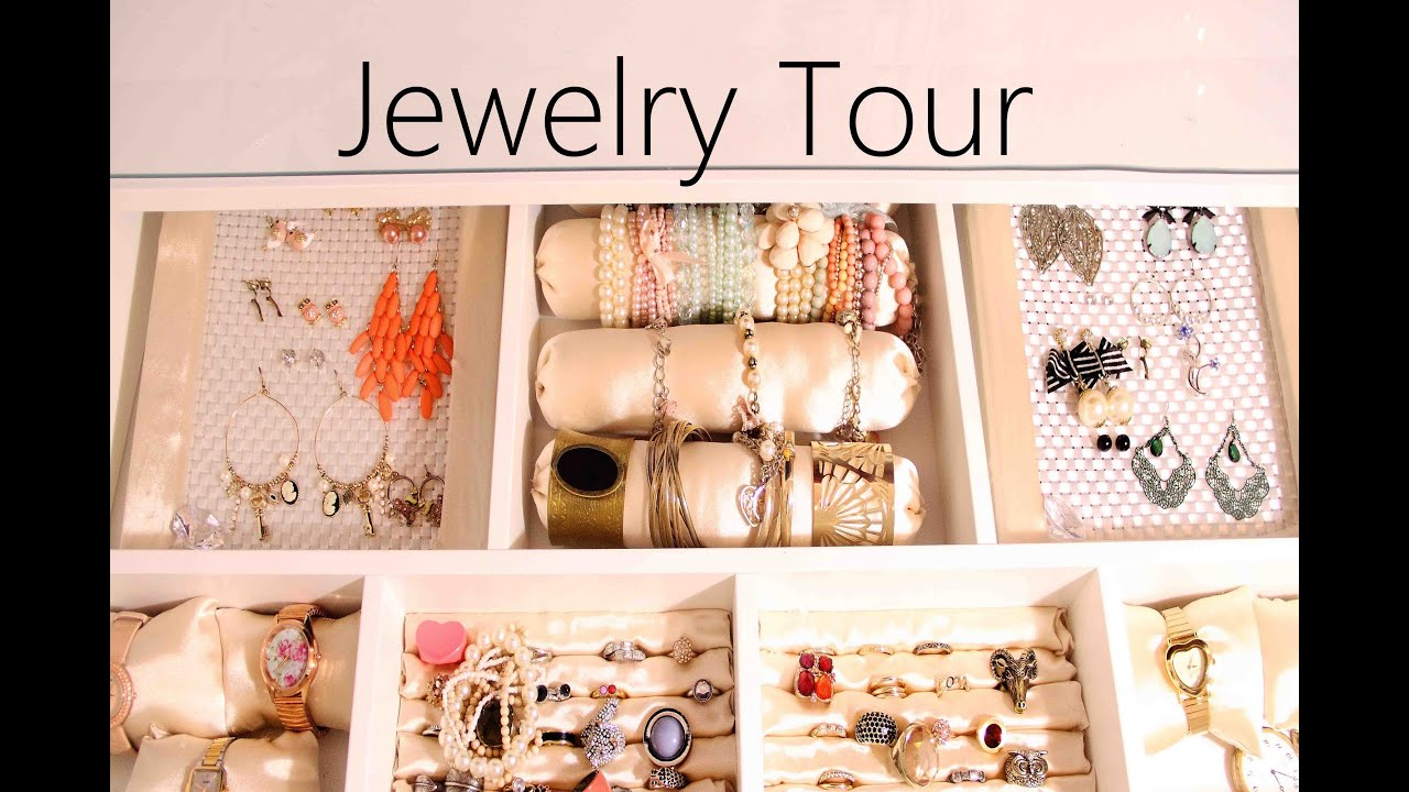jewelry tour collection schmuck tour youtube. Black Bedroom Furniture Sets. Home Design Ideas