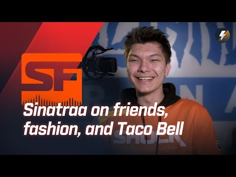 SF's Sinatraa on playing Saebyeolbe, why Fortnite's so popular, and his CS:GO idol Stewie2k