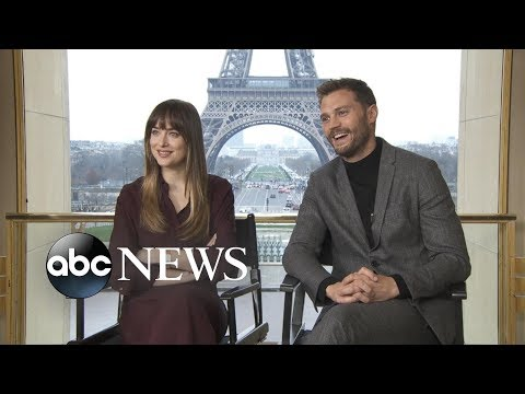 Dakota Johnson says Fifty Shades Freed is about being true to yourself