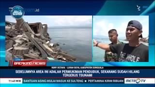 Kerusakan Di Dekat Pusat Gempa : Kelurahan Boya Di Donggala