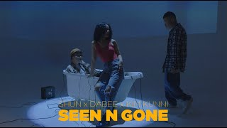 SEEN n GONE | SHUN x DABEE x KIM KUNNI | OFFICIAL MUSIC VIDEO