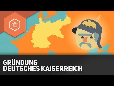 Der deutsche Sieg und die Reichsgründung - Die Einigung Deutschlands durch Blut und Eisen