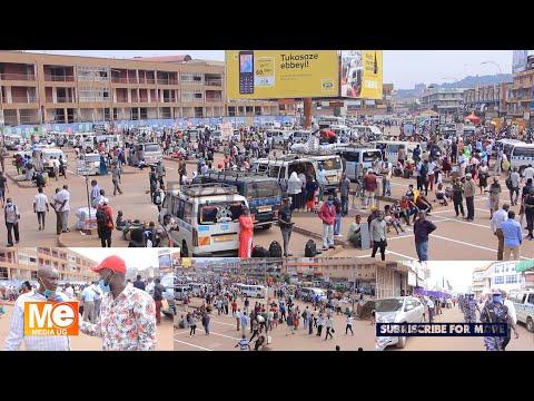 Yino Embeera ya Taxi  Mukibuga Kampala