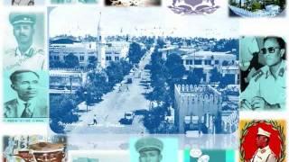 Midab gumaysi diida (Somali Pan-African song)