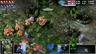 Crank vs Snute - Game 1 - WCS AM Premier Quarter Finals