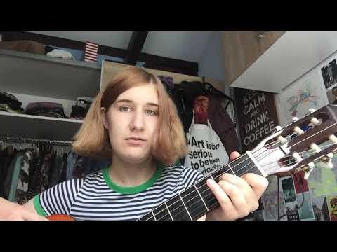 Lies Marina And The Diamonds Guitar Cover Youtube