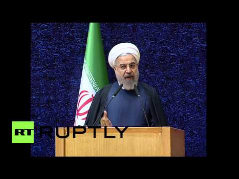 Iran: No nuclear deal until sanctions are lifted announces Rouhani