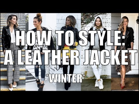 5-ways-to-wear-a-leather-jacket---fall-outfit-ideas!--by-orly-shani