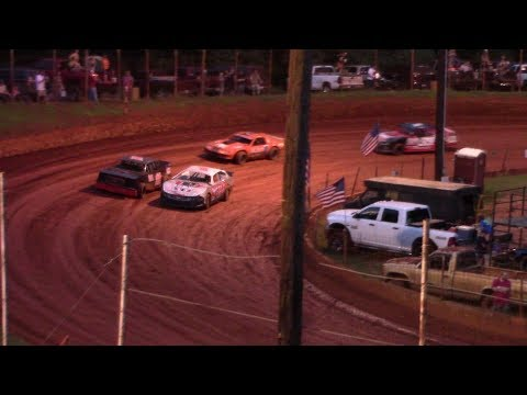 Winder Barrow Speedway Modified Street Feature Race 8/24/19