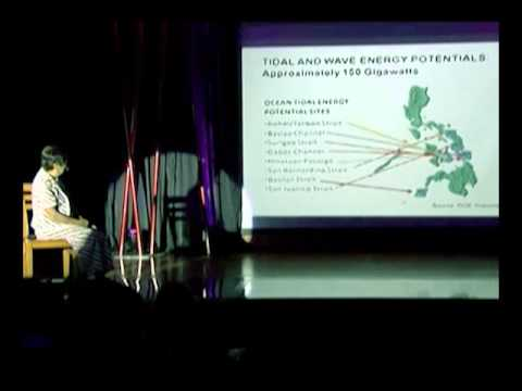 Our Future as a Maritime Power: Leticia Shahani at TEDxDiliman