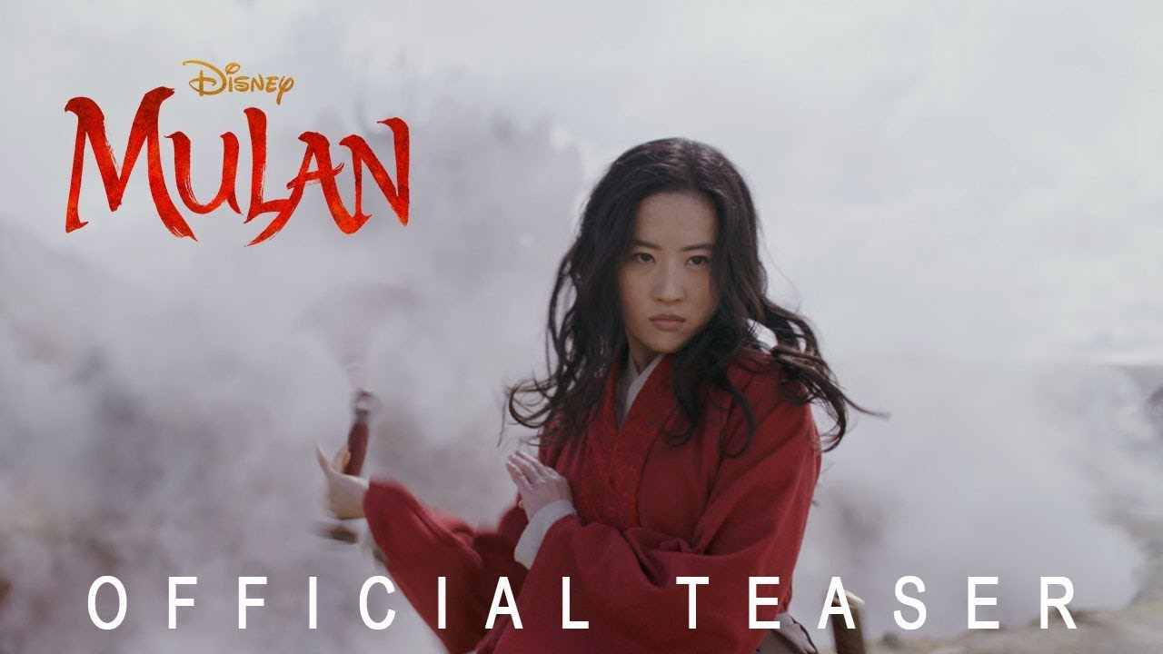 Disney S Mulan Official Teaser Youtube