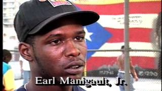 "Earl ""The Goat"" Manigault on CNN"