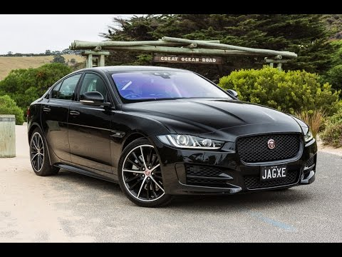2016 jaguar xe r sport 25t review youtube. Black Bedroom Furniture Sets. Home Design Ideas