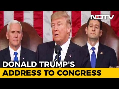 Donald Trump Denounces Killing Of Indian Engineer In State Of Union Address