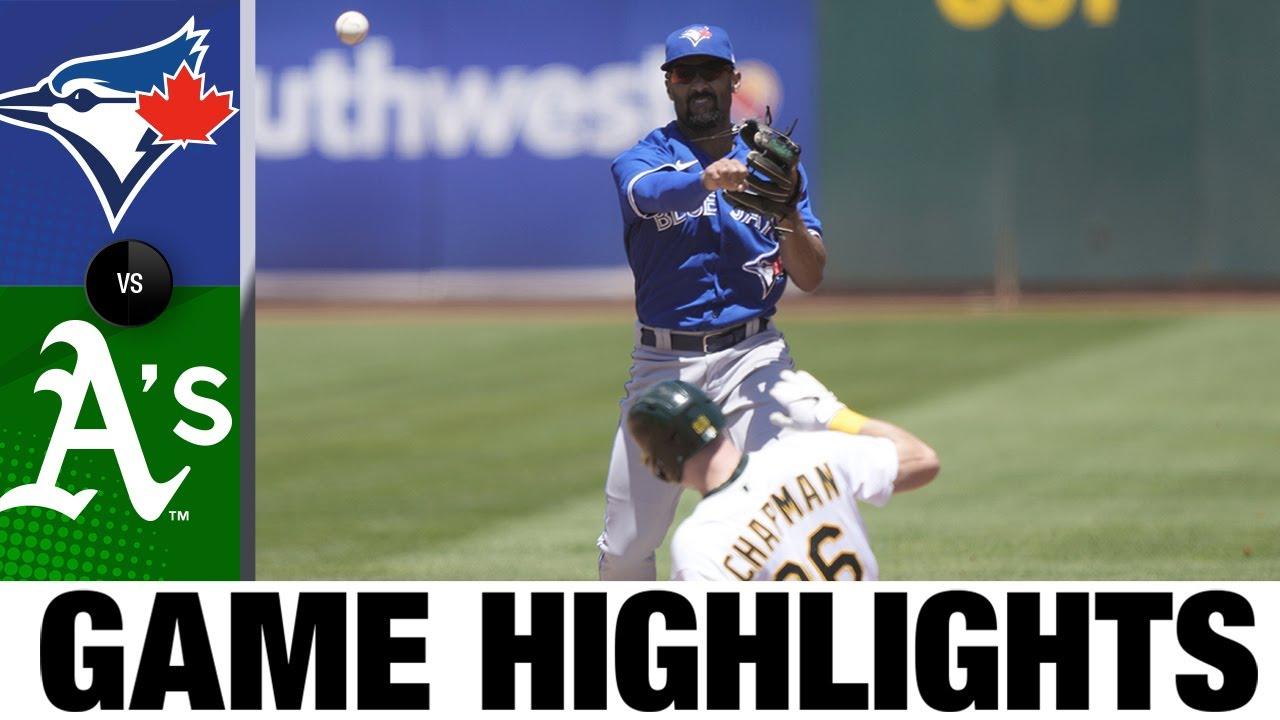 Download Blue Jays vs. A's Game Highlights (5/06/21) | MLB Highlights