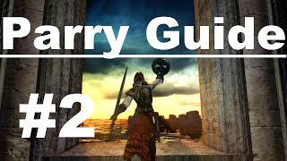 Dark Souls 2: Parrying Guide #2 (Spell parrying and advanced techniques)