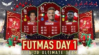 FIFA 20 FUTMAS DAY 1 - NEW SBCs u0026 OBJECTIVES - FUTMAS PLAYERS - FIFA 20 ULTIMATE TEAM
