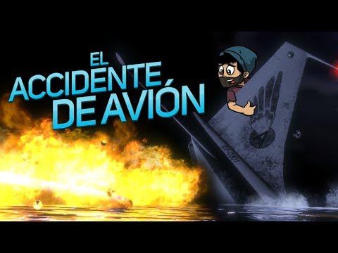 EL ACCIDENTE DE AVIÓN   Bioshock #1