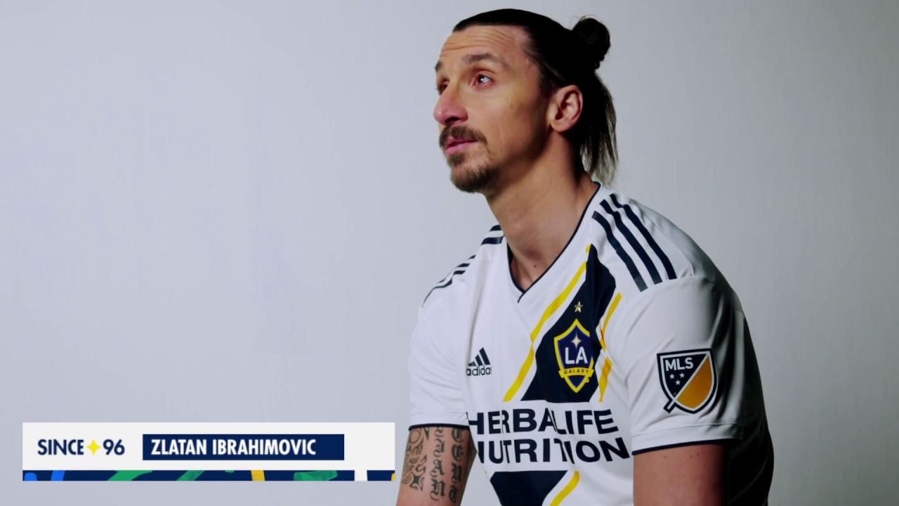 9474e9ba5 Zlatan Ibrahimović on why he joined the LA Galaxy