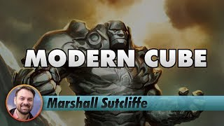 Modern Cube | Channel Marshall