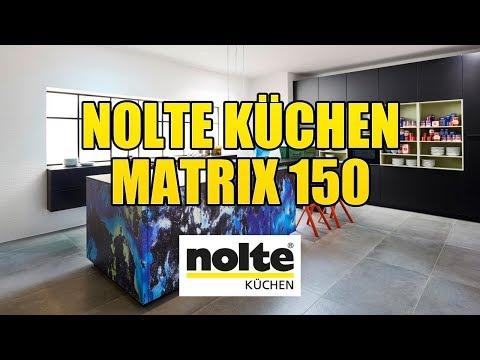 Nolte Küchen - Matrix 150 [Montagevideo]