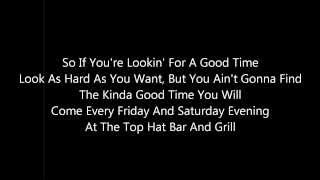 Jim Croce - Top Hat Bar And Grill (With Lyrics)
