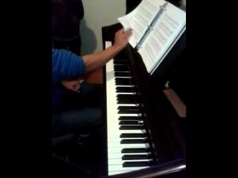 Arturo Marquez- Danzon 2 piano solo