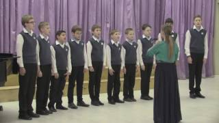Вокальный ансамбль мальчиков «Соловушки»