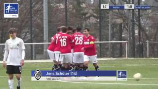 A-Junioren - VfR Aalen vs. SV Sandhausen 1-0 - Jens Schüler