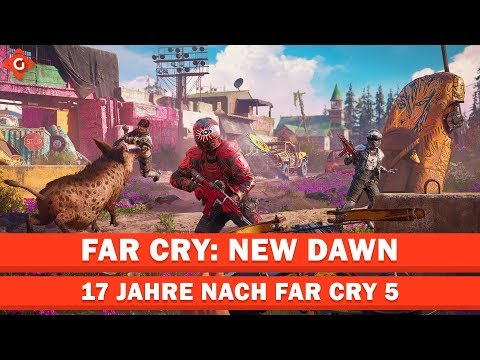 Far Cry: New Dawn - 17 Jahre nach Far Cry 5 | Review thumbnail