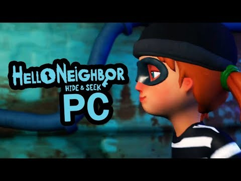 HELLO NEIGHBOR HIDE AND SEEK PC STAGE 2