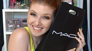 Follow Me Around: MAC Shopping Trip + HAUL