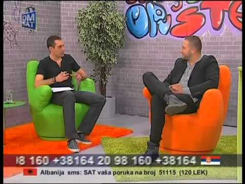 Dado Polumenta - Intervju - Maximalno Opusteno 20.11 (deo 2/5) - (DM SAT 2011)
