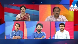Discusstion failure today in lawcollege issue | Counter Point 04-02-2017 | Manorama News