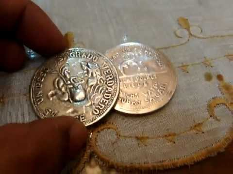 Philippine Silver Amulet