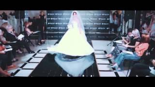 закрытый показ коллекции 2014 года, свадебных и вечерних платьев фирмы Ирина-Люкс