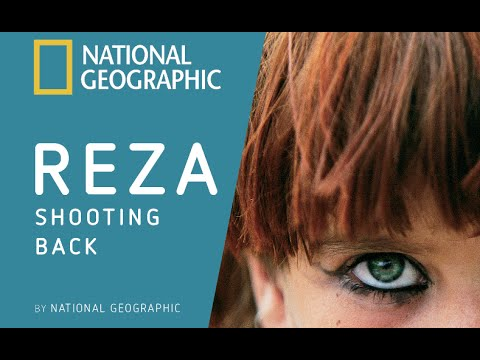 Reza : Shooting Back