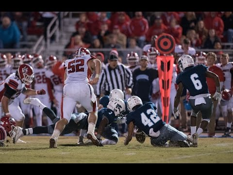Playoff Football: Centennial Shuts Out Henry County