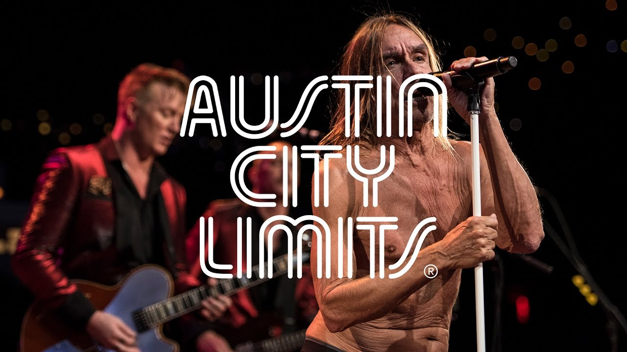 """Download Iggy Pop on Austin City Limits """"Funtime"""""""