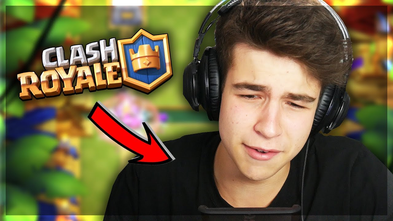 ogy a jeho nový clash royale video!