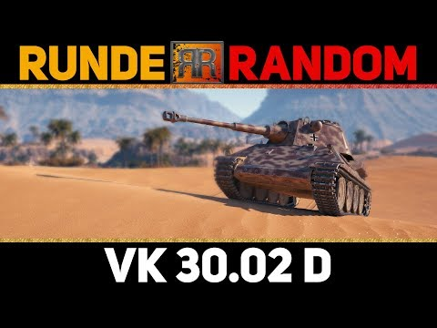 World of Tanks | [GER] RR #89 - VK 30