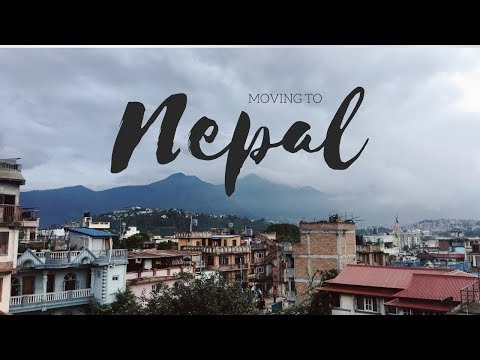 TRAVEL VLOG : Moving to Nepal for 10 months