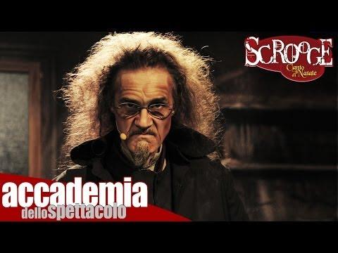 Scrooge, Canto di Natale - commedia musicale | Parte 1
