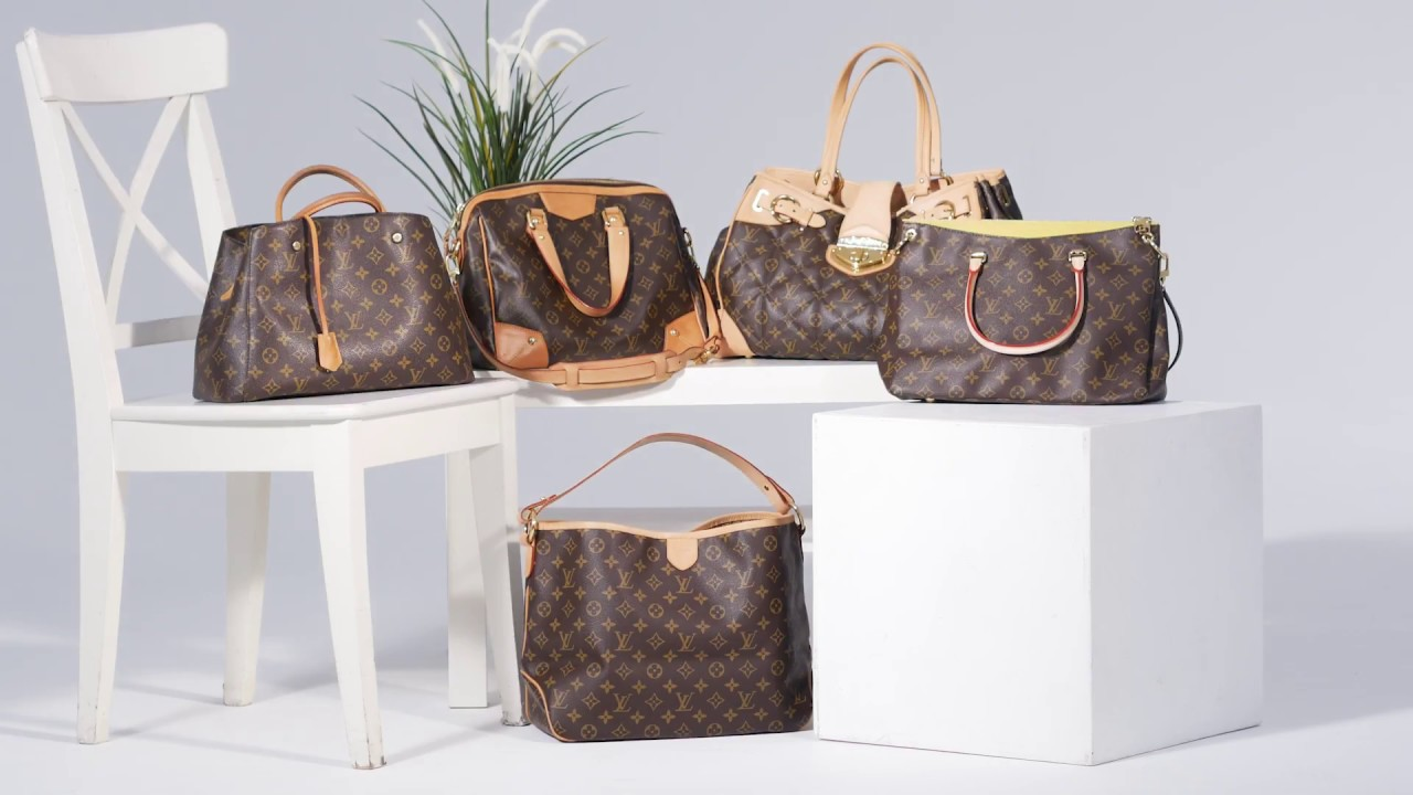 d8c58bb7aee6f LVBagaholic Shop  Authentic Preloved Luxury Bags - YouTube