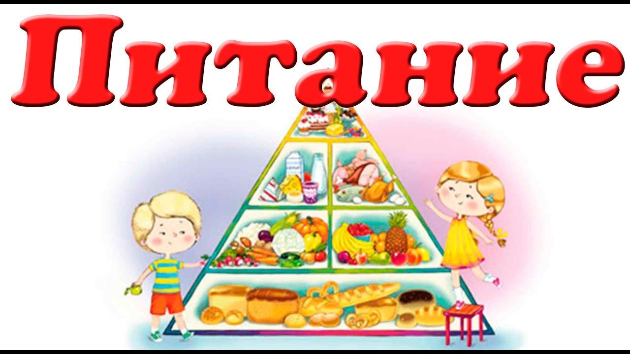 Правильное питание. Презентация для детей. Окружающий мир ...