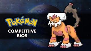 Pokemon Competitive Bios | Landorus-T
