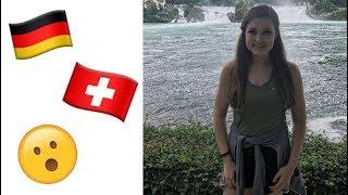 GERMANY & SWITZERLAND TRAVEL VLOG DAY 2 - FREIBURG AND LUCERNE | sephorasara