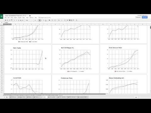 Apple (AAPL) Stock Analysis & Intrinsic Value | Value Spreadsheet