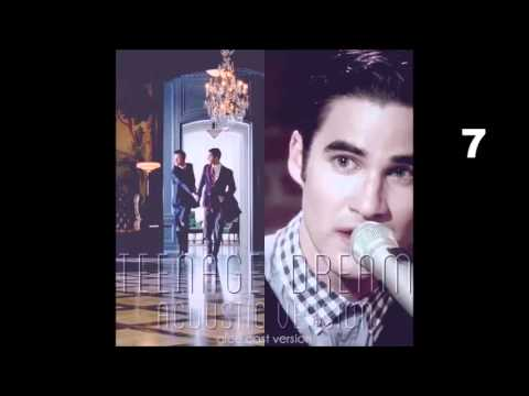 Glee Season 4 - Top 25 songs Episode 1-15