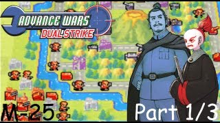 Advance Wars: Dual Strike - Mission 25 (Ring of Fire) [S] [P1/3]